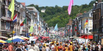 Festival des Mascarets Pont Audemer