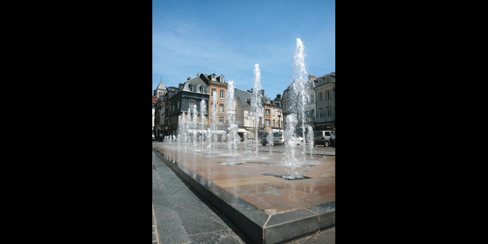 Fontaines de Pont Audemer