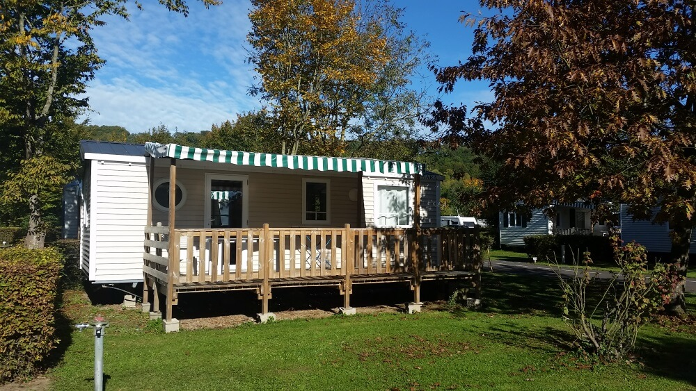 Mobilhomes 6 personnes normandie