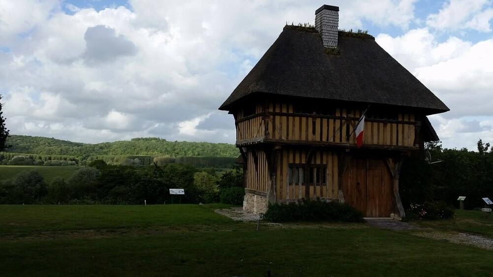 La Mairie de Saint Sulpice de Grimbouville